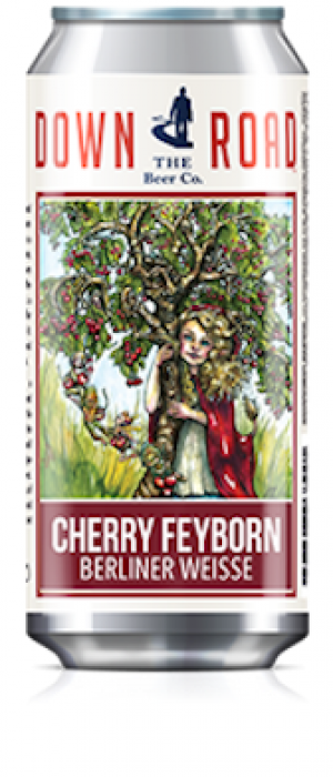 Cherry Feyborn by Down the Road Brewing Co. in Massachusetts, United States