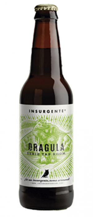 Dragula by Cervecería Insurgente in Baja California, Mexico