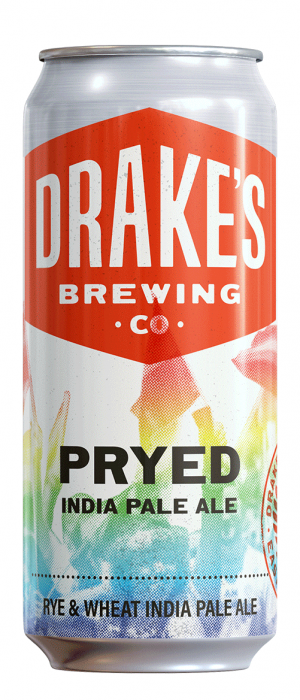 Pryed IPA by Drake's Brewing Company in California, United States
