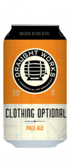 Clothing Optional Pale Ale