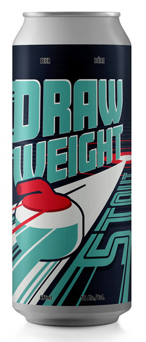 Draw Weight by O.T. Brewing Company in Alberta, Canada