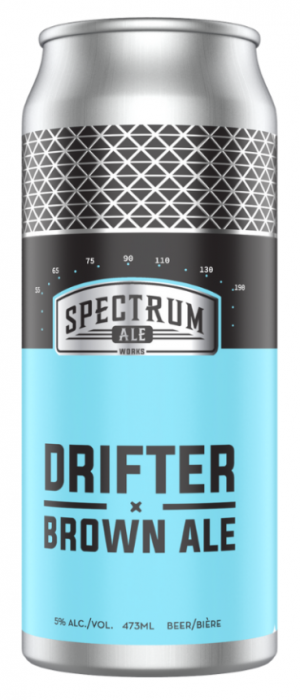 Drifter by Spectrum Ale Works in Alberta, Canada