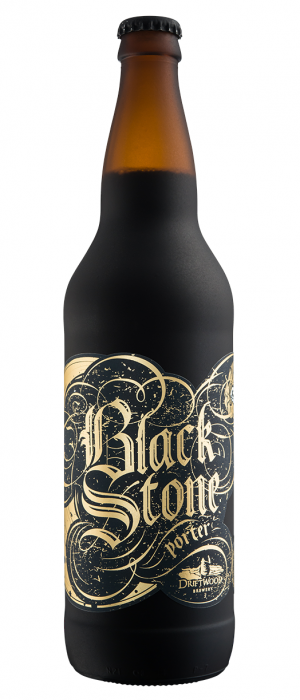 Blackstone Porter by Driftwood Brewery in British Columbia, Canada