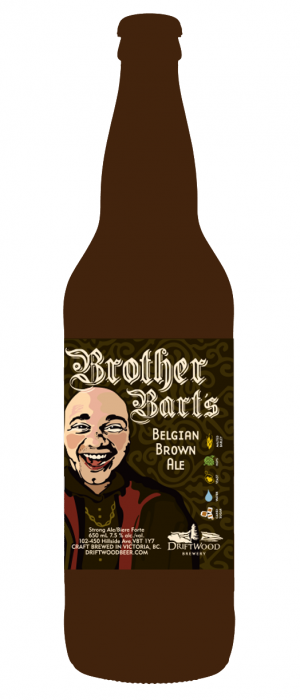 Brother Bart's Belgian Brown Ale