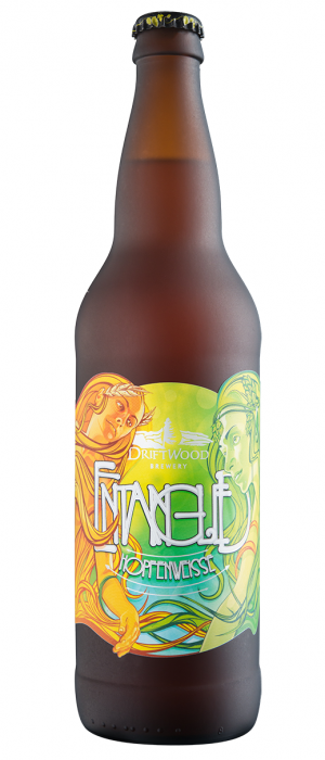 Entangled Hopfenweisse by Driftwood Brewery in British Columbia, Canada