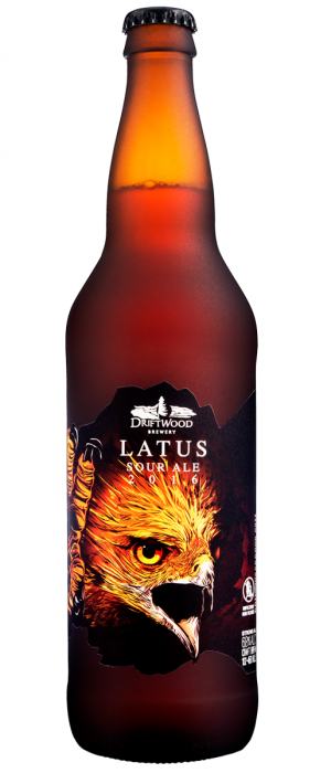 Latus by Driftwood Brewery in British Columbia, Canada