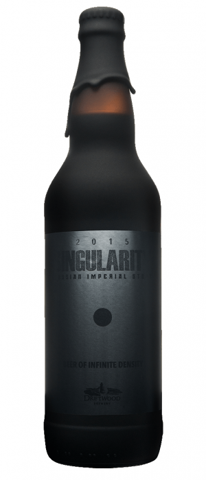 Singularity Bourbon Barrel Aged Imperial Stout
