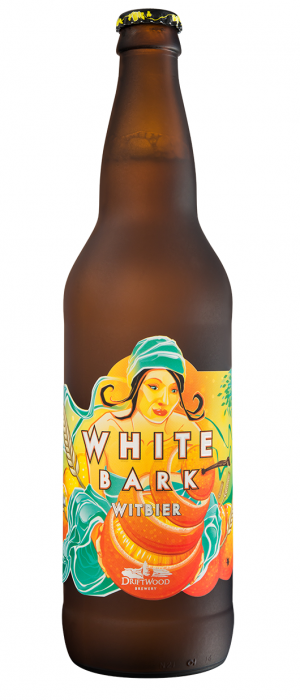 White Bark Witbier by Driftwood Brewery in British Columbia, Canada