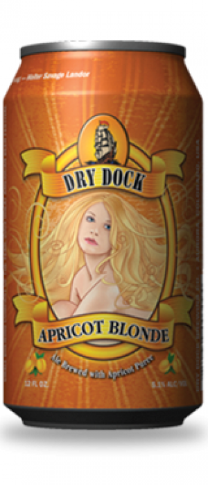 Dry Dock Apricot Blonde by Dry Dock Brewing Company in Colorado, United States