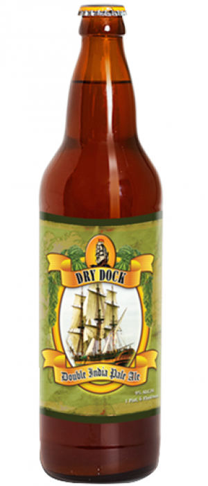 Dry Dock Double India Pale Ale