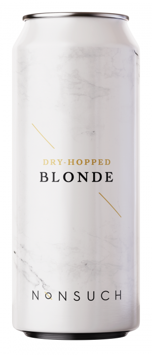 Dry-Hopped Blonde by Nonsuch Brewing Co. in Manitoba, Canada