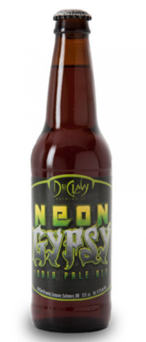 Neon Gypsy by DuClaw Brewing Company in Maryland, United States