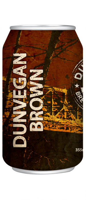 Dunvegan Brown Ale by Dunvegan Brewing Company in Alberta, Canada