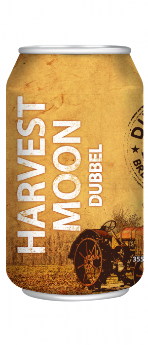Harvest Moon Dubbel by Dunvegan Brewing Company in Alberta, Canada
