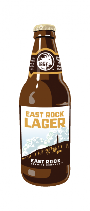 East Rock Lager by East Rock Brewing Company in Connecticut, United States