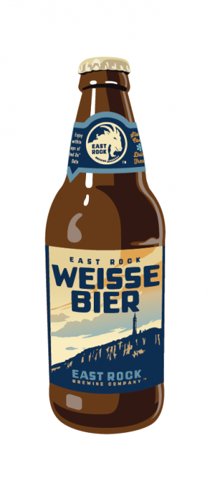 Weisse Bier by East Rock Brewing Company in Connecticut, United States