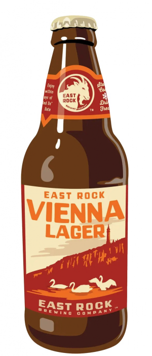 East Rock Vienna Lager by East Rock Brewing Company in Connecticut, United States