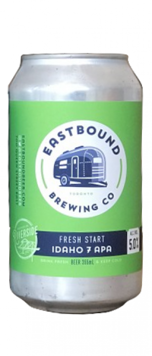 Fresh Start: Idaho 7 by Eastbound Brewing Company in Ontario, Canada