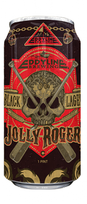 Jolly Roger Black Lager