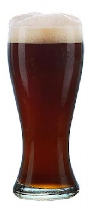 Edward's Portly Brown by Witch's Hat Brewing Company in Michigan, United States