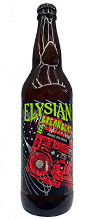 Breakbeat IPA by Elysian Brewing Company in Washington, United States
