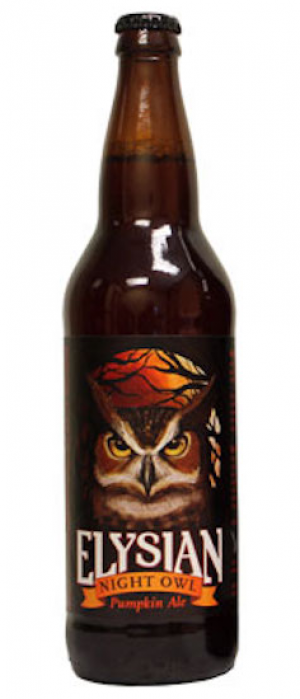 Night Owl Pumpkin Ale by Elysian Brewing Company in Washington, United States
