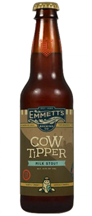 Cow Tipper by Emmett's Brewing Company in Illinois, United States