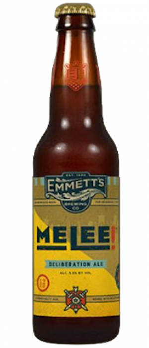 Melee by Emmett's Brewing Company in Illinois, United States