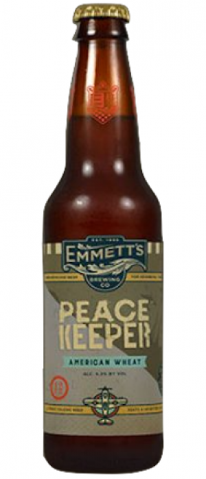 Peace Keeper by Emmett's Brewing Company in Illinois, United States