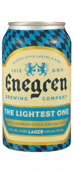 The Lightest One by Enegren Brewing Company in California, United States