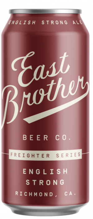 English Strong by East Brother Beer Company in California, United States