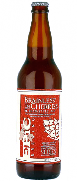 Brainless On Cherries by Epic Brewing Company in Utah, United States
