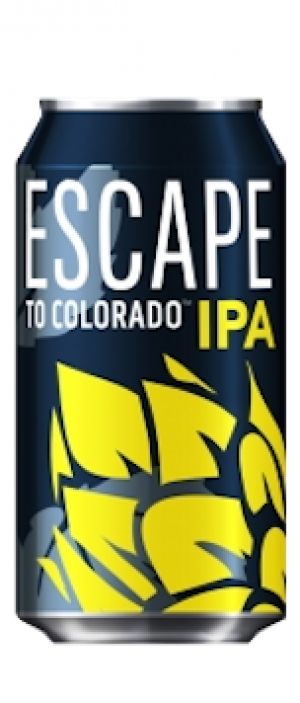 Escape to Colorado IPA by Epic Brewing Company in Utah, United States