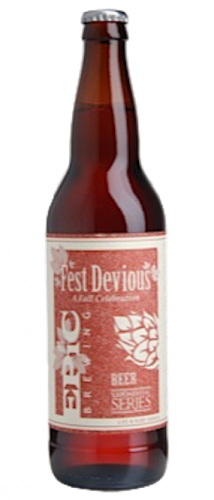Fest Devious by Epic Brewing Company in Utah, United States