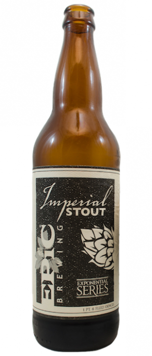 Imperial Stout by Epic Brewing Company in Utah, United States