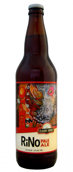 RiNO Pale Ale by Epic Brewing Company in Utah, United States