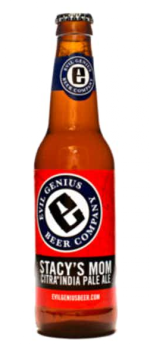 Stacy's Mom by Evil Genius Beer Company in Pennsylvania, United States