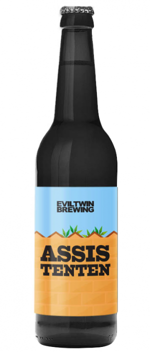 Assistenten by Evil Twin Brewing in New York, United States