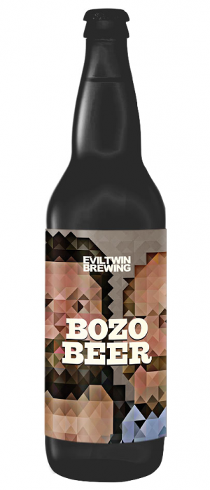 Bozo Beer by Evil Twin Brewing in New York, United States