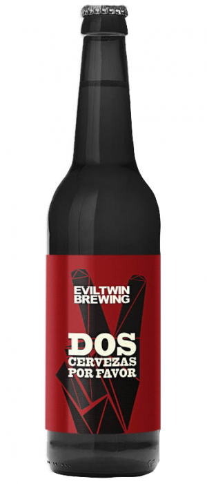 Dos Cervezas Por Favor by Evil Twin Brewing in New York, United States