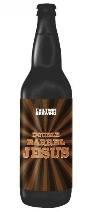 Double Barrel Jesus by Evil Twin Brewing in New York, United States
