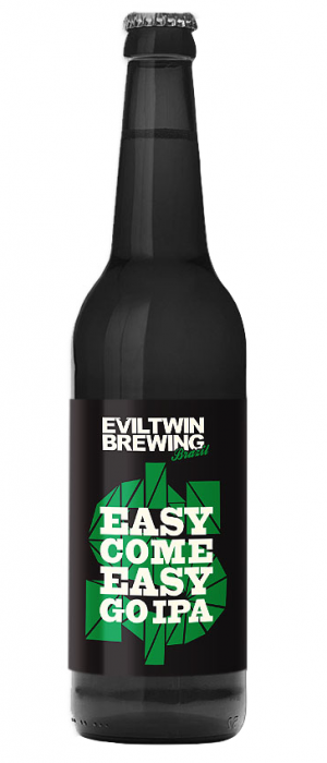 Easy Come Easy Go IPA by Evil Twin Brewing in New York, United States