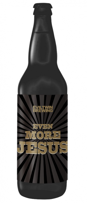 Even More Jesus by Evil Twin Brewing in New York, United States