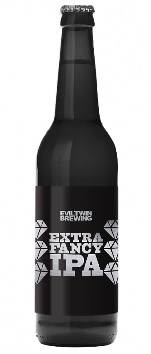 Extra Fancy IPA by Evil Twin Brewing in New York, United States