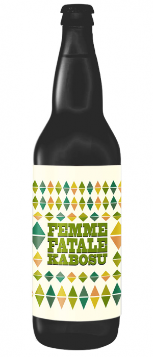 Femme Fatale Kabosu by Evil Twin Brewing in New York, United States