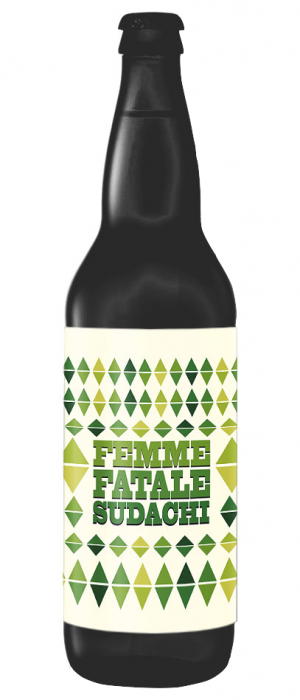 Femme Fatale Sudachi by Evil Twin Brewing in New York, United States