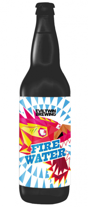 Fire Water by Evil Twin Brewing in New York, United States