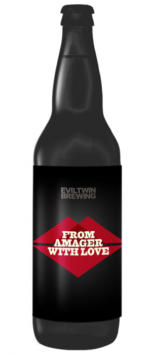 From Amager With Love by Evil Twin Brewing in New York, United States