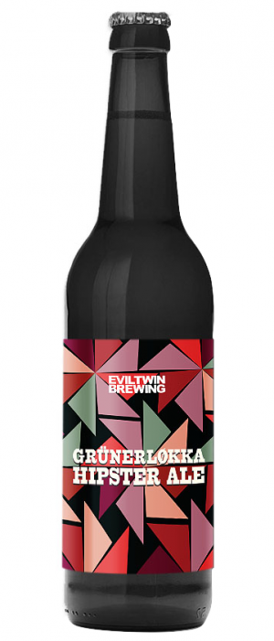 Grünerløkka Hipster Ale by Evil Twin Brewing in New York, United States