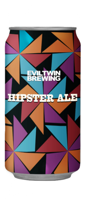 Hipster Ale by Evil Twin Brewing in New York, United States
